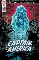 Captain America #698 - (Out of Time Part 1)